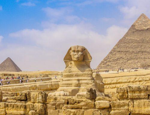 Piramidi di Giza, il ritrovamento: ecco come sono state costruite