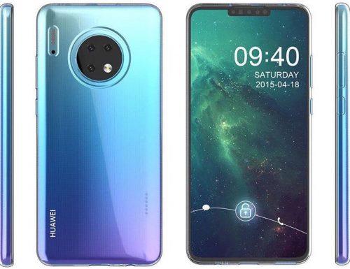 Huawei Mate 30 forse sarà così: dai render emerge la fotocamera a oblò