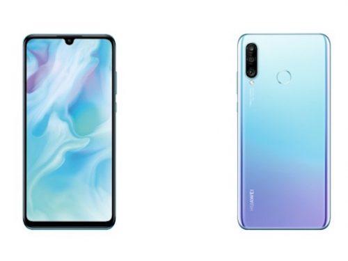 Huawei P30 Lite: arriva la nuova colorazione Breathing Crystal