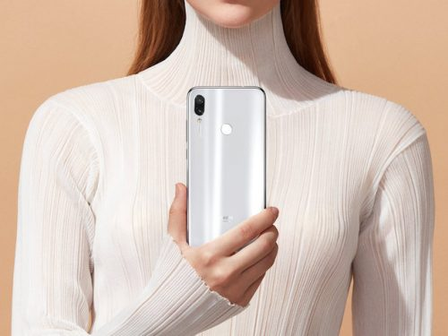 Redmi Note 7 Moonlight White arriva ufficialmente in Italia