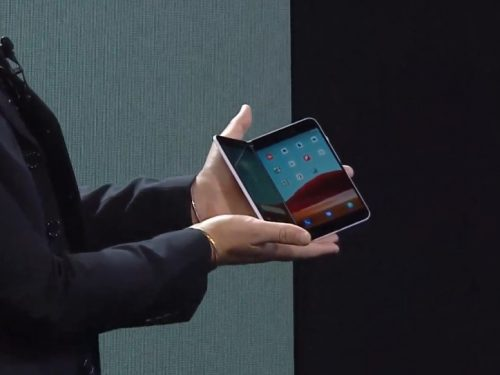 Microsoft Surface Duo: ufficiale il pieghevole con Android