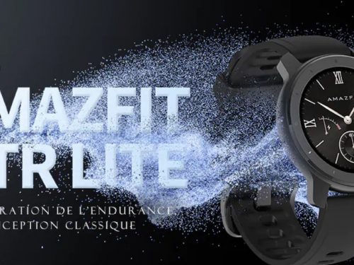 Amazfit GTR Lite: ufficiale il nuovo smartwatch