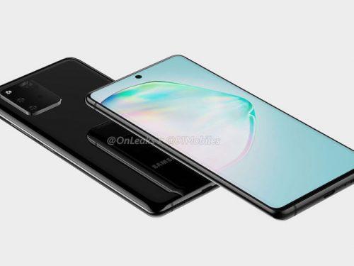 Samsung Galaxy A91 svelato in nuovi render
