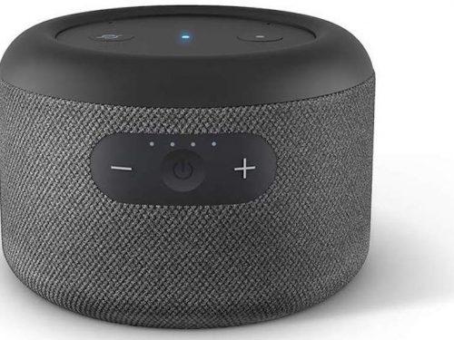 Amazon presenta un nuovo smart speaker Echo