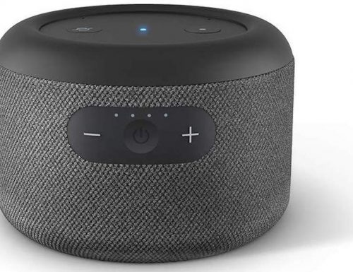 Amazon presenta un nuovo smart speaker Echo