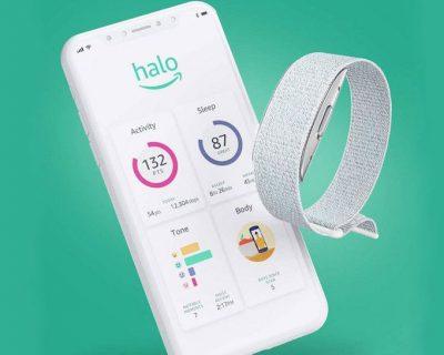 Halo Band: arriva l'indossabile di Amazon per la salute