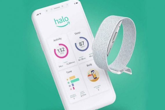 Halo Band: arriva l'indossabile di Amazon per la salute