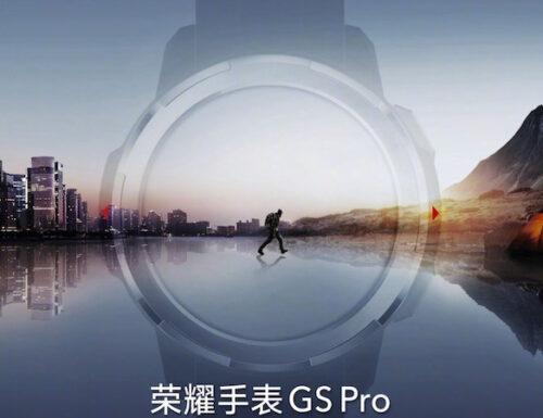Honor Watch GS Pro: lo smartwatch per chi ama la montagna