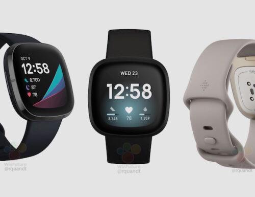 Smartwatch Fitbit: in arrivo Sense, Versa 3 e Inspire 2