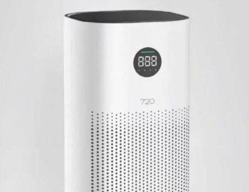Huawei lancia un nuovo purificatore d'aria