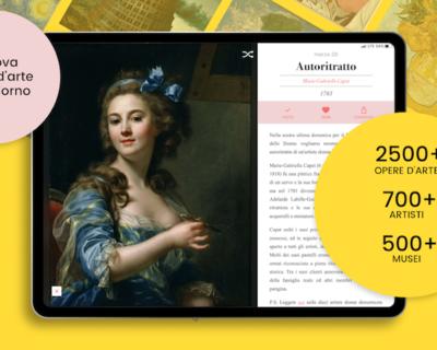 DailyArt, la dose quotidiana di arte su iOS e Android