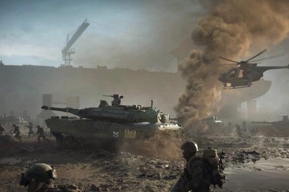 Battlefield 2042 è ufficiale: trailer e dettagli
