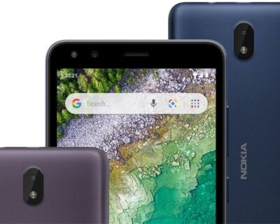 Nokia C01 Plus è ufficiale con Android 11 Go Edition