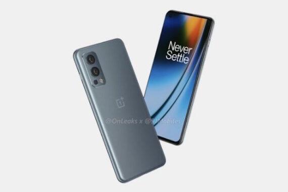 OnePlus Nord 2: i render svelano il design