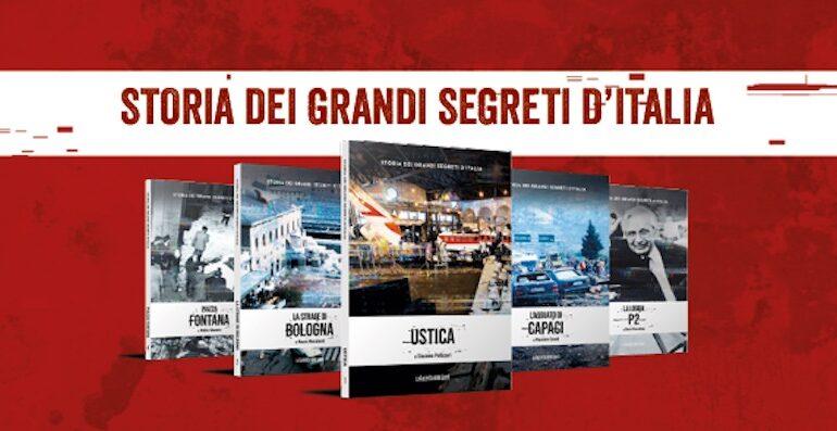 Storia dei Grandi Segreti d'Italia in edicola: piano dell'opera